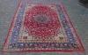 Vintage Perzische tapijt