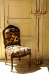 Gerestaureerde 18e eeuwse Victoriaanse stoel